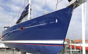 marquage bateau